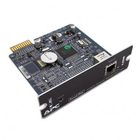 APC 10/100BASE-T network management card 2 AP9630