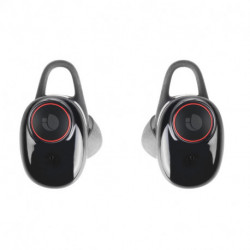 NGS Artica Freedom mobile headset Binaural In-ear Black ARTICAFREEDOM
