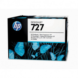 HP 727 cabeça de impressão Jato de tinta B3P06A