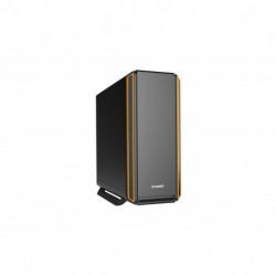 be quiet! Silent Base 801 Midi-Tower Black,Orange BG028
