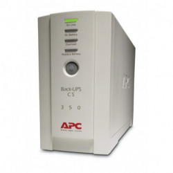 APC Back- UPS Em espera (Offline) 350 VA 210 W 4 tomada(s) CA BK350EI