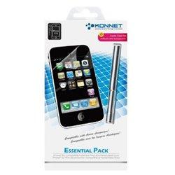 Konnet KN-6203 protector de pantalla Teléfono móvil/smartphone Apple 3 pieza(s)