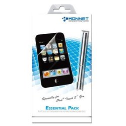 Konnet KN-6206 protector de pantalla MP3 / MP4 Apple