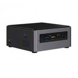 Intel NUC NUC7I3BNH i3-7100U 2,40 GHz Nero BGA 1356 BOXNUC7I3BNH