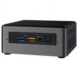 Intel BOXNUC7I5BNH PC/Workstation Barebone i5-7260U 2,2 GHz Schwarz