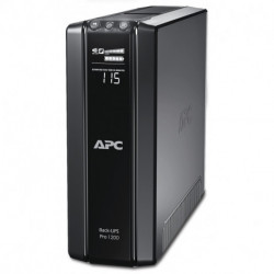 APC Back-UPS Pro uninterruptible power supply (UPS) Line-Interactive 1200 VA 720 W 10 AC outlet(s) BR1200GI