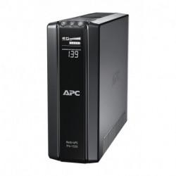 APC Back-UPS Pro alimentation d'énergie non interruptible Interactivité de ligne 1500 VA 865 W 10 sortie(s) CA BR1500GI