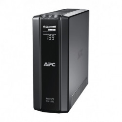 APC Back-UPS Pro uninterruptible power supply (UPS) Line-Interactive 1500 VA 865 W 10 AC outlet(s) BR1500GI