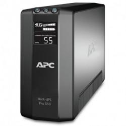 APC Back-UPS Pro sistema de alimentación ininterrumpida (UPS) Línea interactiva 550 VA 330 W 6 salidas AC BR550GI