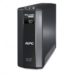 APC Back-UPS Pro Unterbrechungsfreie Stromversorgung (UPS) Line-Interaktiv 900 VA 540 W BR900G-GR