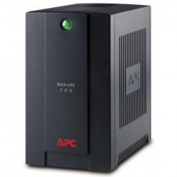 APC Back-UPS alimentation d'énergie non interruptible Interactivité de ligne 700 VA 390 W 4 sortie(s) CA BX700UI