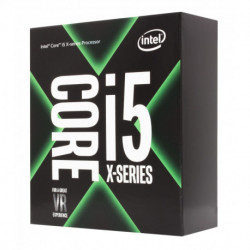 Intel Core i5-7640X processore 4 GHz Scatola 6 MB Cache intelligente BX80677I57640X