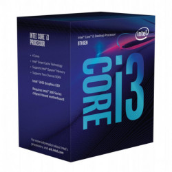 Intel Core i3-8300 Prozessor 3,7 GHz Box 8 MB BX80684I38300