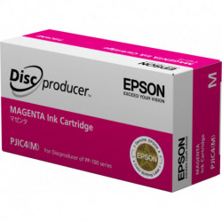 Epson Discproducer Ink Cartridge, Magenta (MOQ10) C13S020450