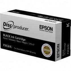 Epson Discproducer-Tintenpatrone, Black (MOQ10) C13S020452