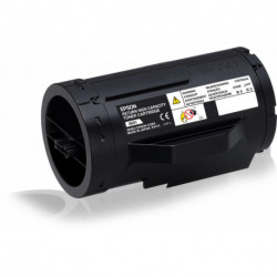 Epson Cartucho de tóner retornable negro alta capacidad 10k C13S050691