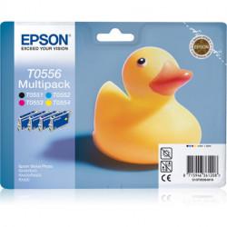 Epson Duck Multipack de 4 cores T0556 C13T05564010