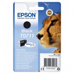 Epson Cheetah Cartuccia Nero C13T07114012