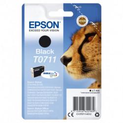 Epson Cheetah Cartucho T0711 negro C13T07114012