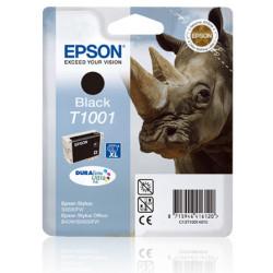 Epson Rhino Singlepack Black T1001 DURABrite Ultra Ink C13T10014010