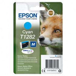 Epson Fox Cartuccia Ciano C13T12824012