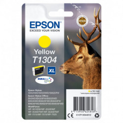 Epson Stag Singlepack Yellow T1304 DURABrite Ultra Ink C13T13044012