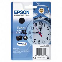 Epson Alarm clock Singlepack Black 27XL DURABrite Ultra Ink C13T27114012