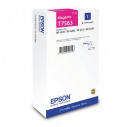 Epson Cartucho T7563 magenta L C13T756340