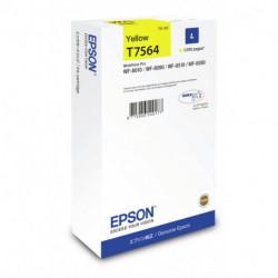 Epson Cartucho T7564 amarillo L C13T756440
