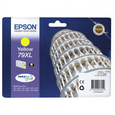 Epson Tower of Pisa Tanica Giallo C13T79044010