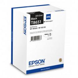 Epson Tintenpatrone Black 10K C13T865140