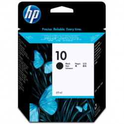HP 10 Original Black 1 pc(s) C4844A