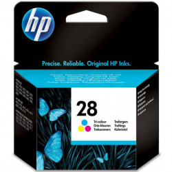 HP 28 Original Cyan,Magenta,Yellow 1 pc(s) C8728AE
