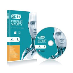 ESET BOX INTERNET SECURITY FULL 1Y2U 0714983449120