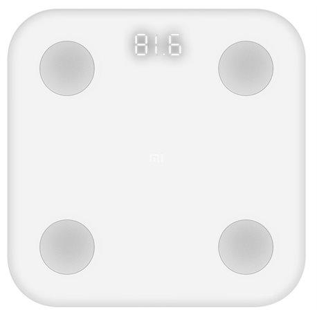 Xiaomi Mi Body Composition Scale Pèse-personne électronique Carré Blanc LPN4013GL