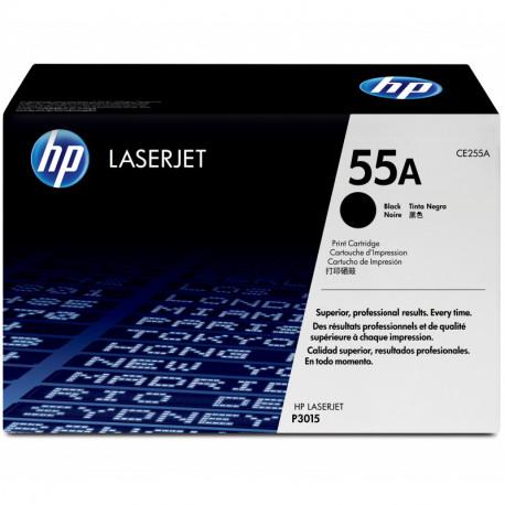 HP 55A Original Black 1 pc(s) CE255A