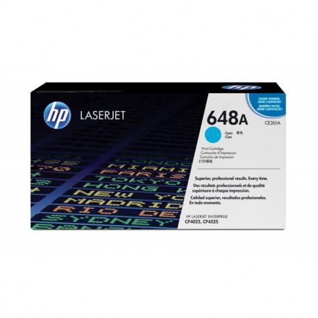 HP 648A Original Cyan 1 Stück(e) CE261A
