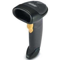 Zebra LS2208 Bar Code Scanner, 7 ft Black 1D Laser LS2208-SR20007R-UR