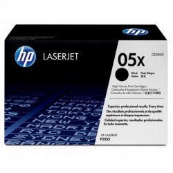HP 05X Original Black 1 pc(s) CE505X
