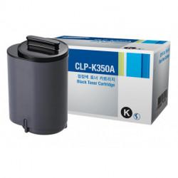 Samsung CLP-K350A cartucho de tóner Original Negro 1 pieza(s) CLP-K350A/ELS