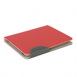 NGS Club Red Plus 25,4 cm (10) Folio Gris, Rouge CLUBPLUSRED