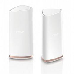 D-Link AC2202 ponto de acesso WLAN 1000 Mbit/s Dourado, Branco COVR-2202