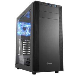 SHARKOON CASE M25-W ATX, 7 SLOT, USB 3.0 + AUDIO FRONTALI, COLORE NERO M25-W BLACK