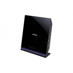 Netgear AC1600 router wireless Dual-band (2.4 GHz/5 GHz) Gigabit Ethernet Nero D6400-100PES