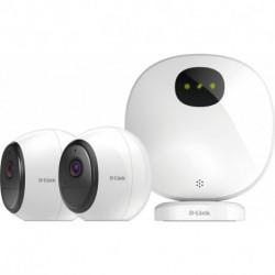 D-Link DCS-2802KT kit de videovigilância Sem fios/Wireless DCS-2802KT-EU