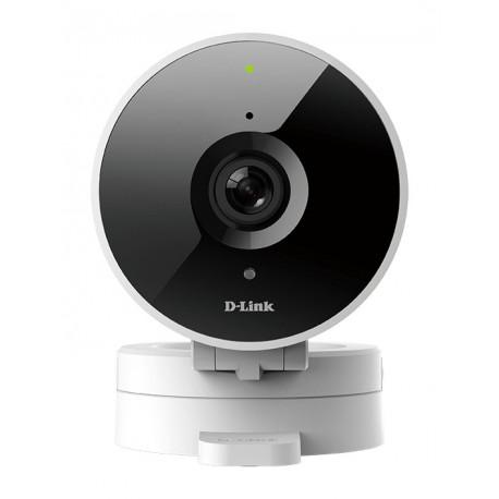 D-Link DCS-8010LH caméra de sécurité Caméra de sécurité IP Intérieur Sphérique Sur bureau/mural 1280 x 720 pixels