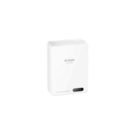 D-Link PowerLine AV2 2000 Receptor de red 10,100,1000 Mbit/s Blanco DHP-701AV