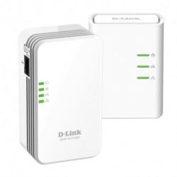 D-Link PowerLine AV 500 Ethernet / WLAN 500 Mbit/s DHP-W311AV