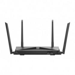 D-Link EXO AC2600 MU-MIMO WLAN-Router Dual-Band (2,4 GHz/5 GHz) Gigabit Ethernet Schwarz DIR-882