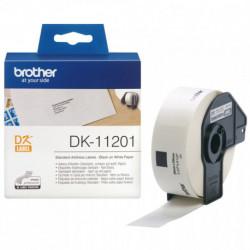 Brother DK-11201 etiquetadora Preto sobre branco DK11201